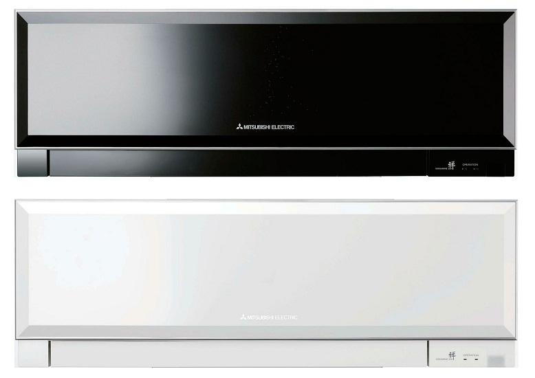Сплит-система Mitsubishi Electric MSZ-EF35VE/MUZ-EF35VE (Black/White) инвертор