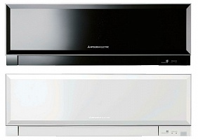 Сплит-система Mitsubishi Electric MSZ-EF25VE/MUZ-EF25VE (Black/White) инвертор